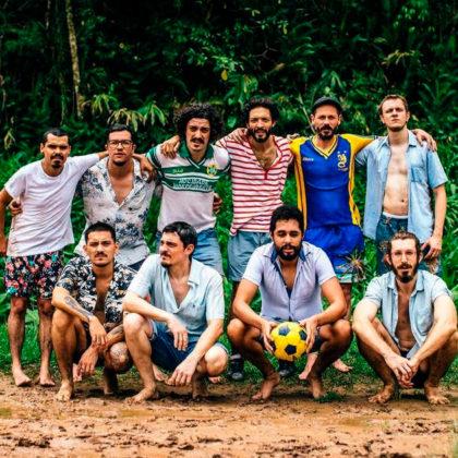 Samuca e a Selva no país tropical